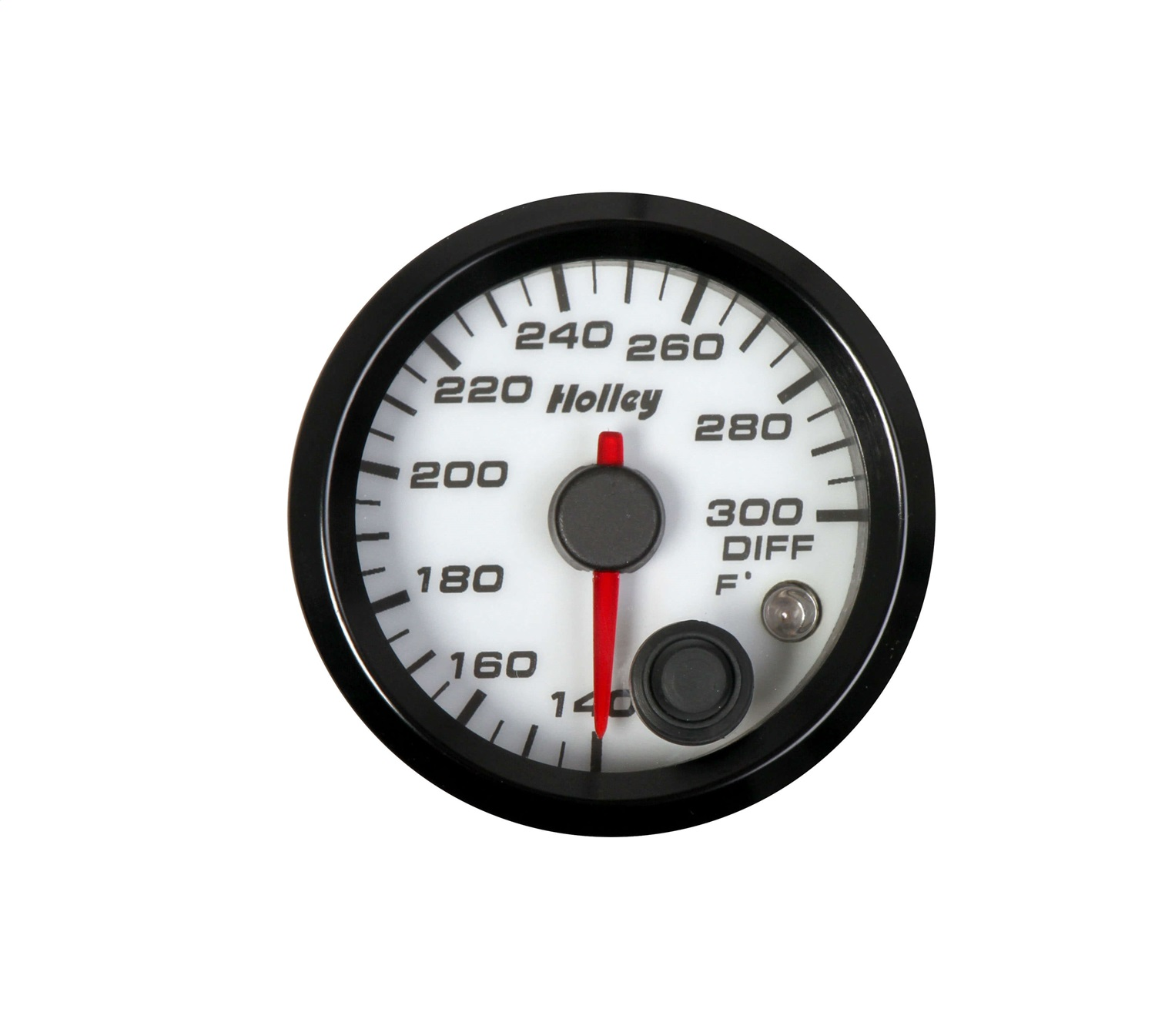 Holley 26-607W Analog Style Differential Temperature Gauge