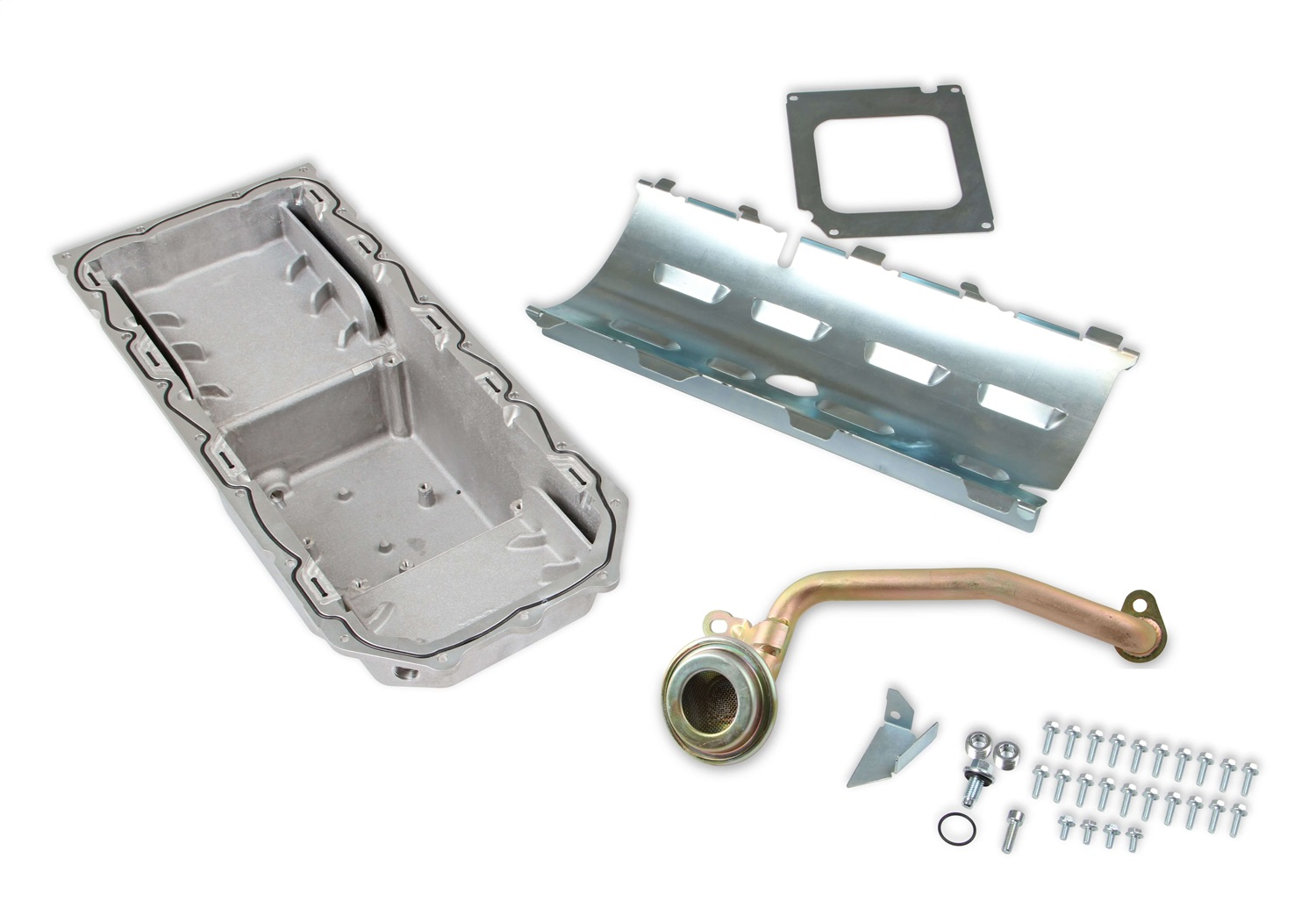 Holley Performance 302-61 Oil Pan Kit