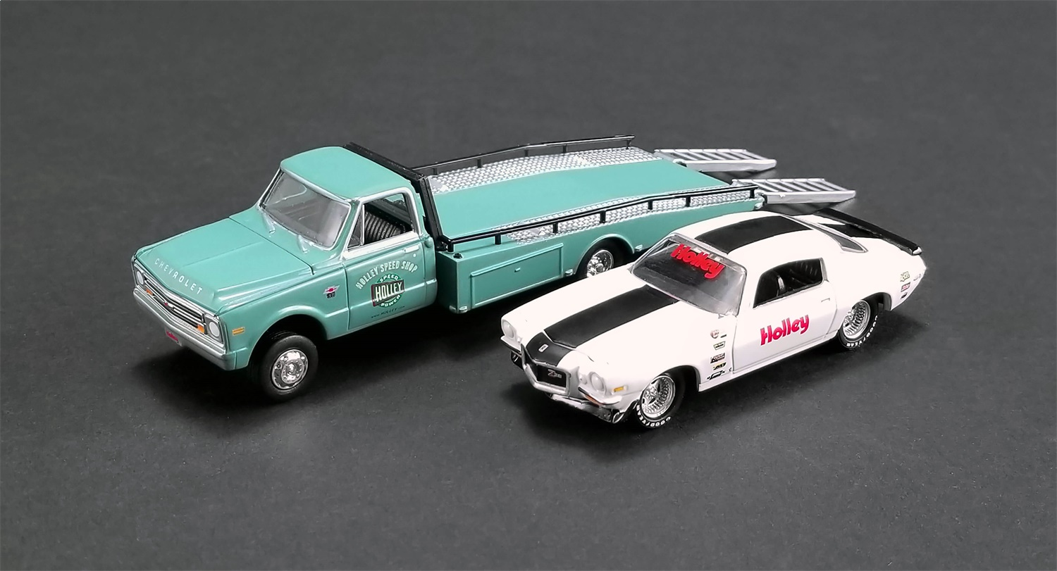 Holley Performance 36-470 Holley Diecast Model
