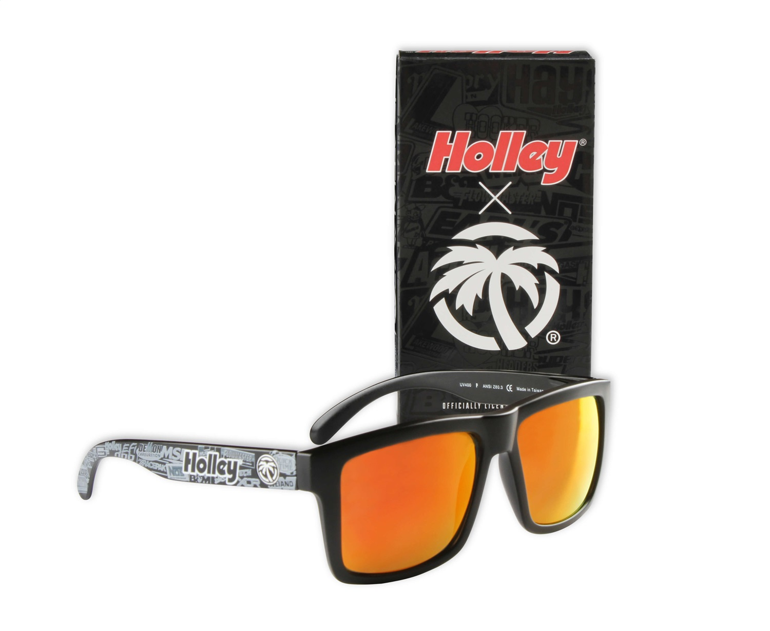 Holley Performance 36-502 Holley Heat Wave Sunglasses