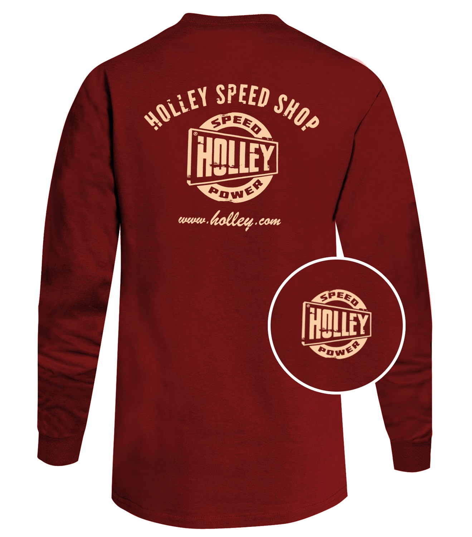 Holley Performance 10046-XXLHOL Holley Truck T-Shirt