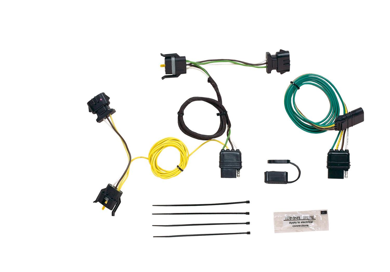 Hopkins 42605 Plug-In Simple Vehicle Wiring Kit Hopkins Towing Solution HOP:42605