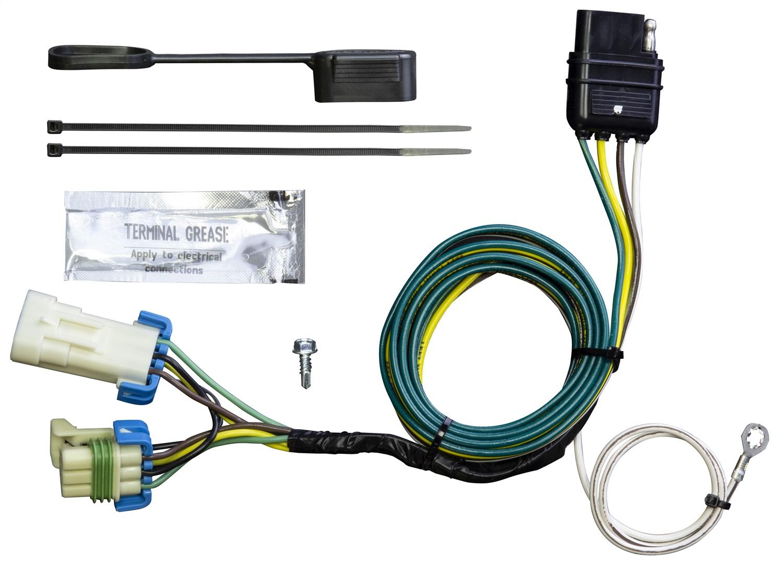 Sensational Hopkins Towing Solution 41135 Plug In Simple Vehicle To Trailer Wiring Digital Resources Caliashwinbiharinl