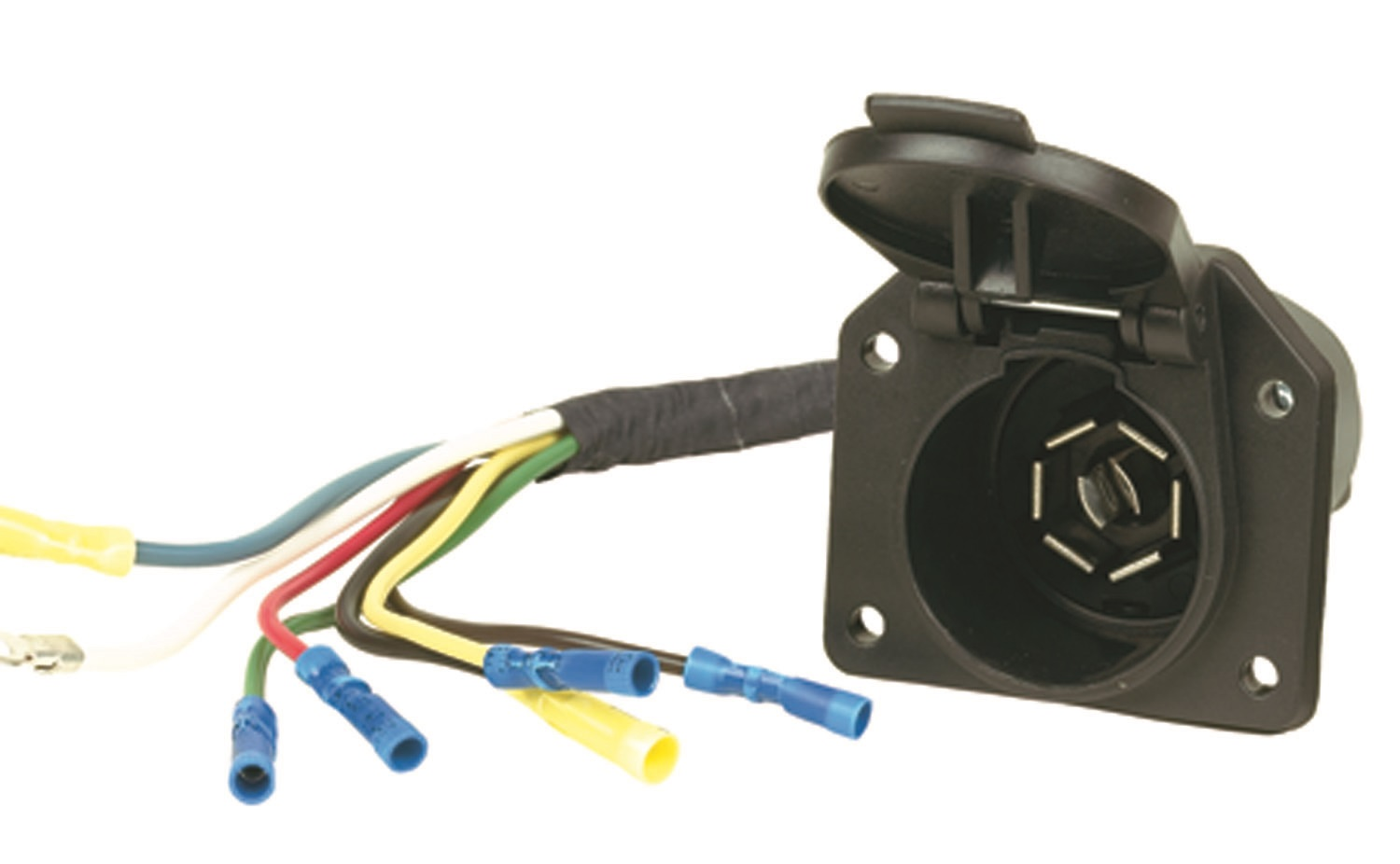 hopkins towing solution trailer wiring harness 41145 Vehicle Specific Trailer Wiring Harness