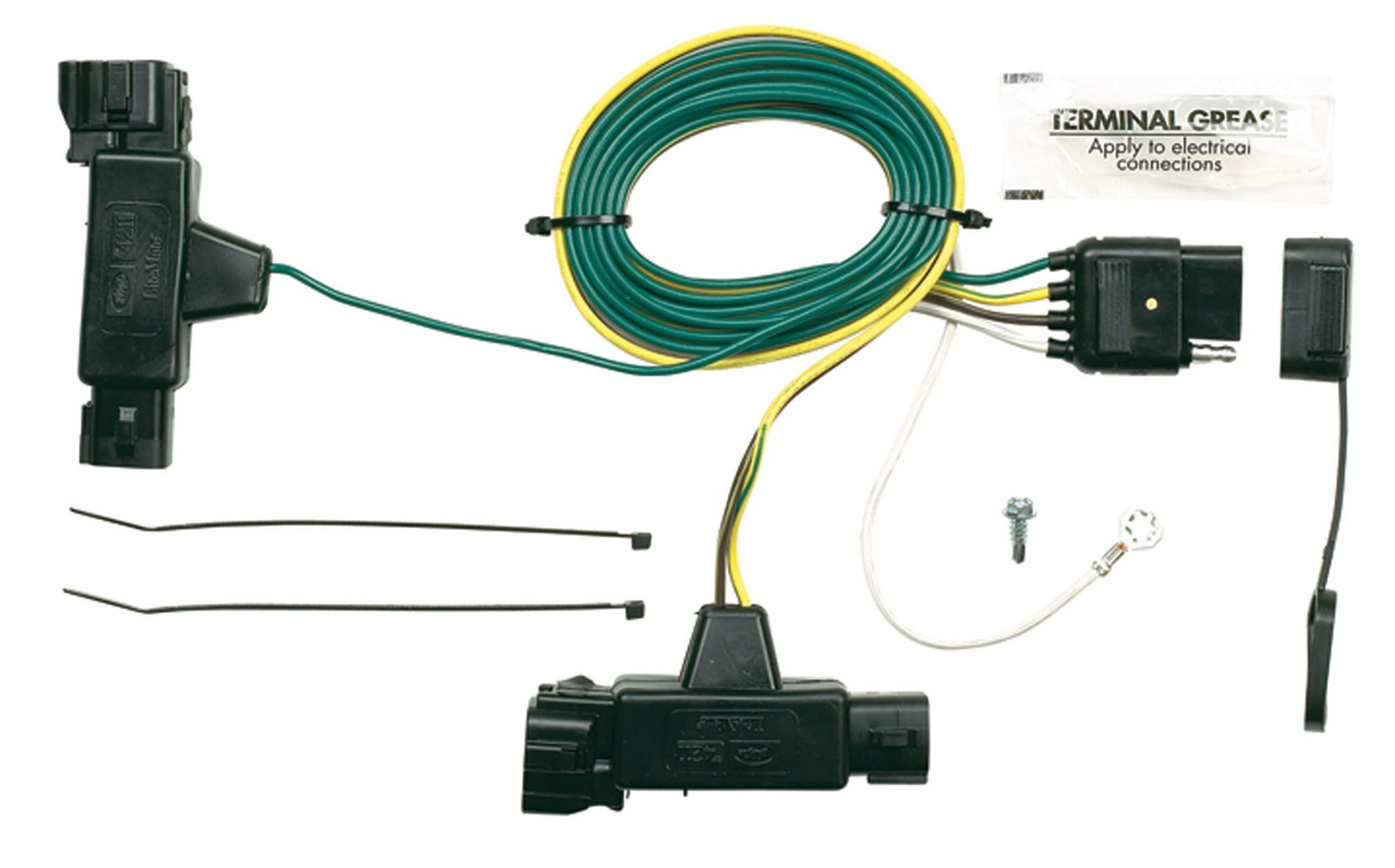 Image is loading Hopkins-Towing-Solution-42115-Plug-In-Simple-Vehicle-