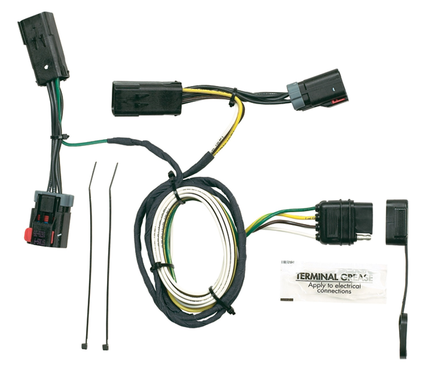 Hopkins Towing Solution 42235 Plug In Simple Vehicle To Trailer Wiring Harness
