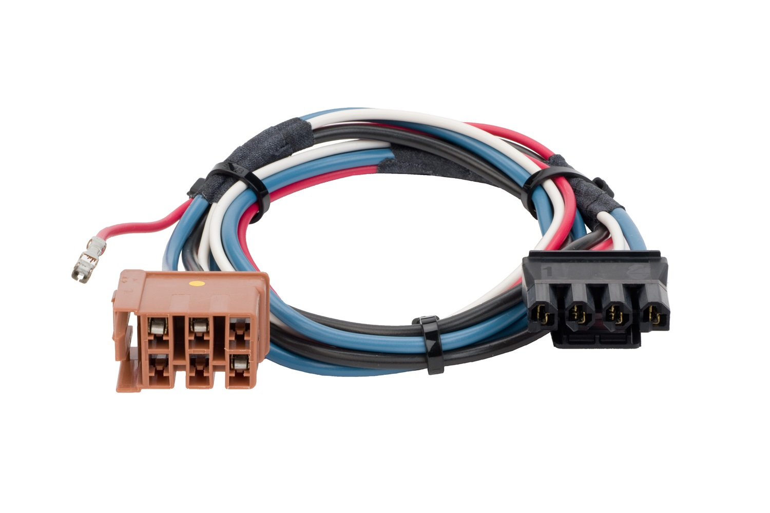hopkins towing solution 47795 trailer brake control quick install rh picclick com reese trailer brake controller wiring harness trailer brake controller install kit