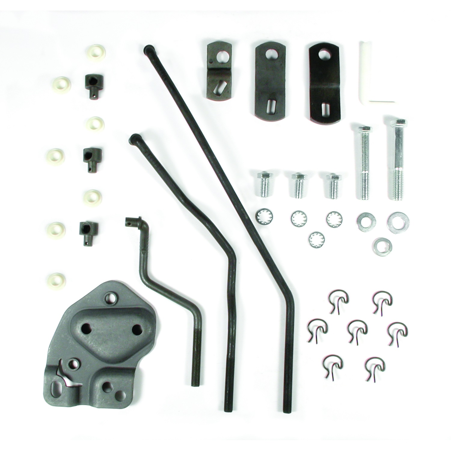 Hurst 3733163 Competition Plus Shifter Installation Kit