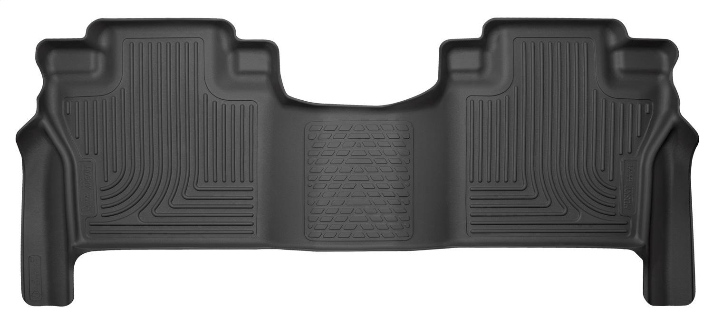 Husky Liners 14601 WeatherBeater Floor Liner Fits 16-20 Titan Titan XD