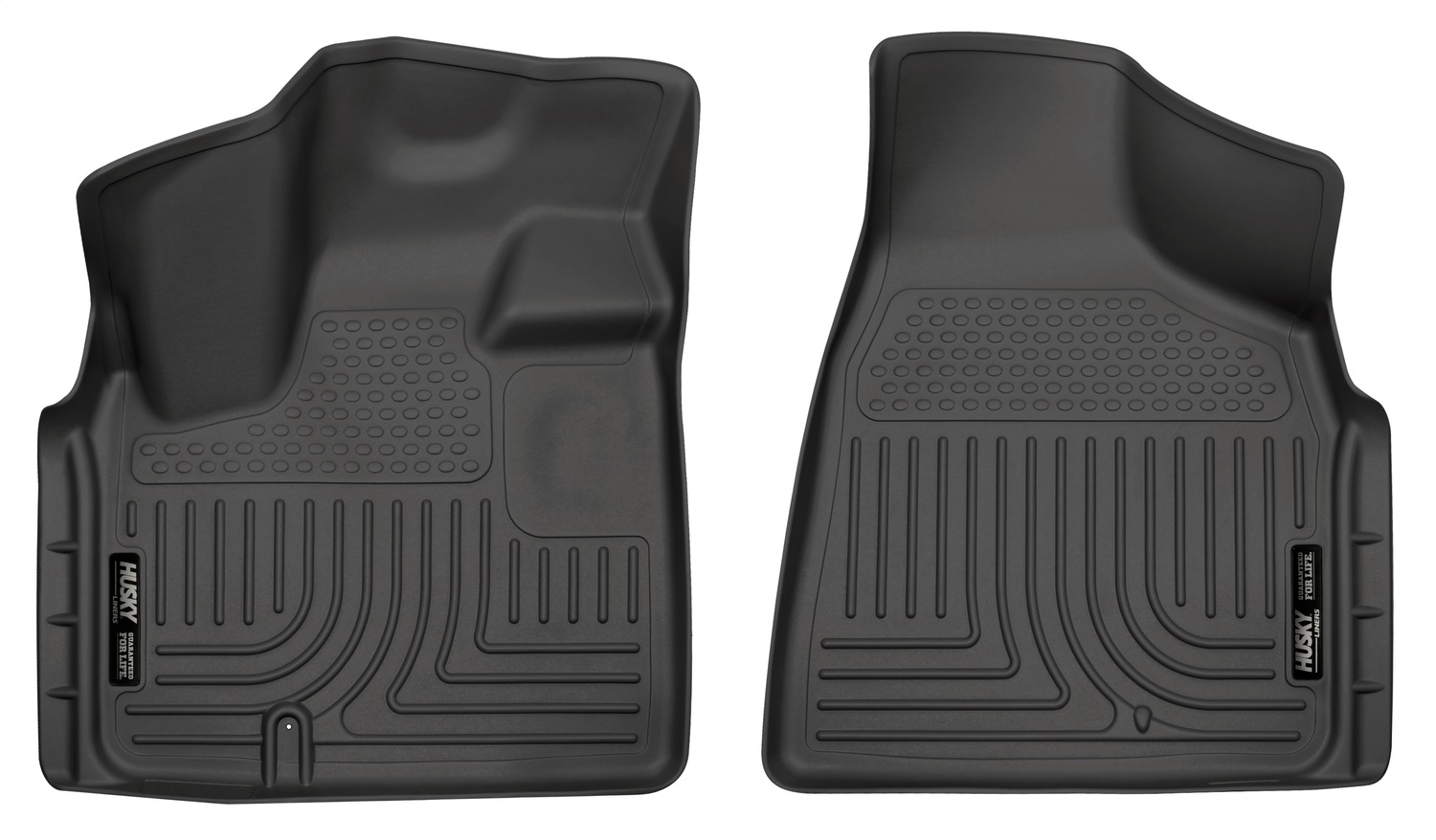 Husky Liners 18091 WeatherBeater Floor Liner Fits Grand Caravan Town & Country