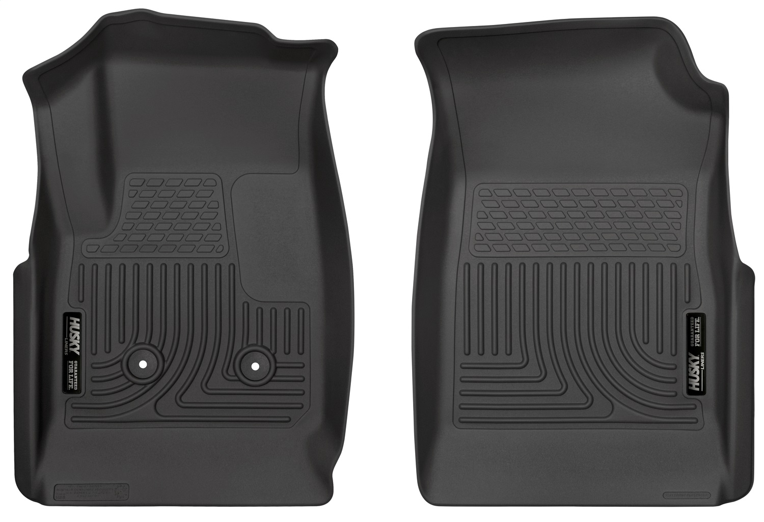 Husky Liners 18111 WeatherBeater Floor Liner Fits 15-19 Canyon Colorado