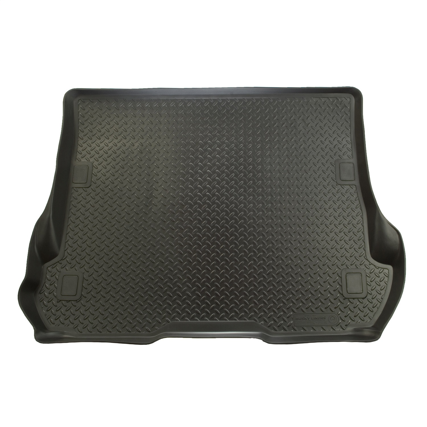 Husky Liners 20551 Classic Style Cargo Liner Fits 11-18 Wrangler (JK)