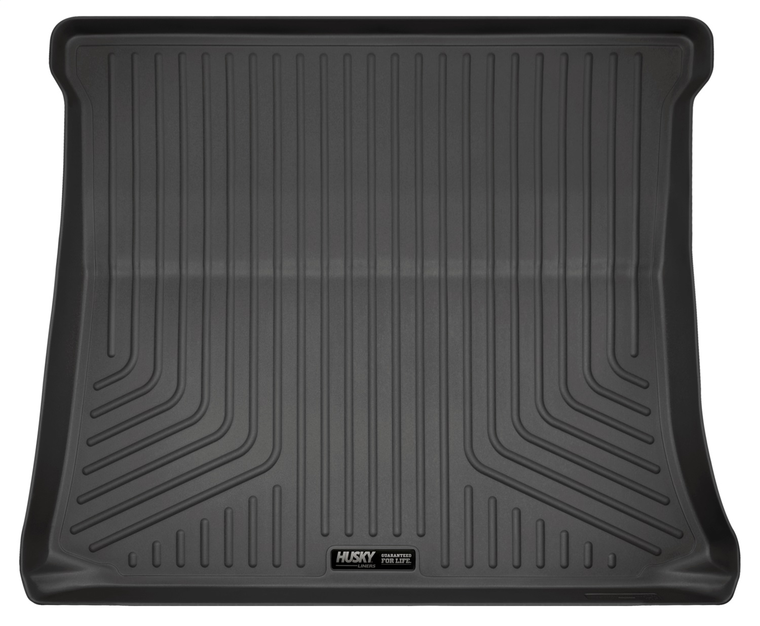 WeatherBeaterT Cargo Liner, Black, Behind 2nd Seat