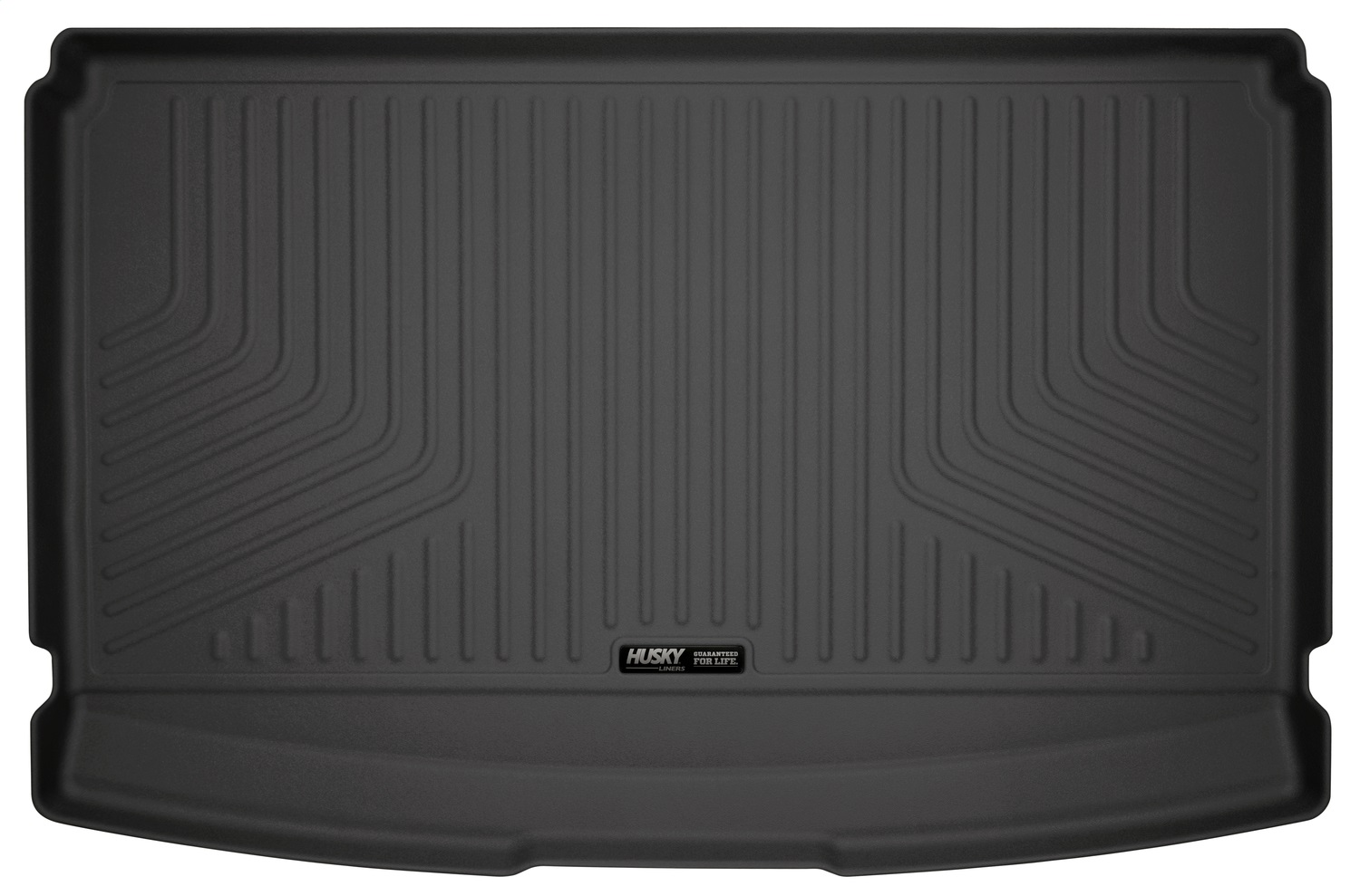 WeatherBeaterT Cargo Liner, Black, Fits To Back Of 3rd Row Seats