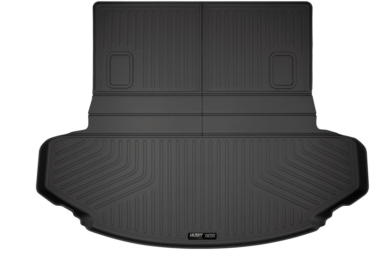 Fits 10-20 4Runner Husky Liners WeatherBeater Molded Cargo Floor Mat Black 25721
