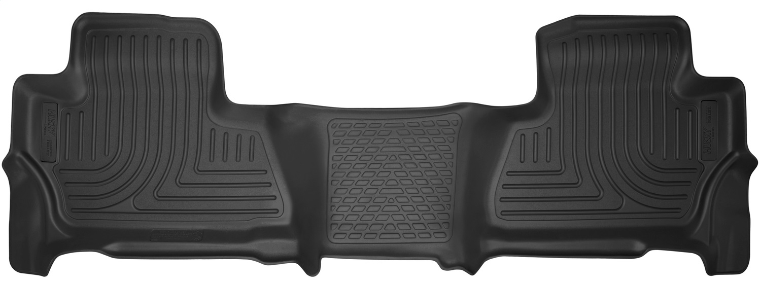 X-act ContourT Floor Liner, Black, 1 pc., Rear