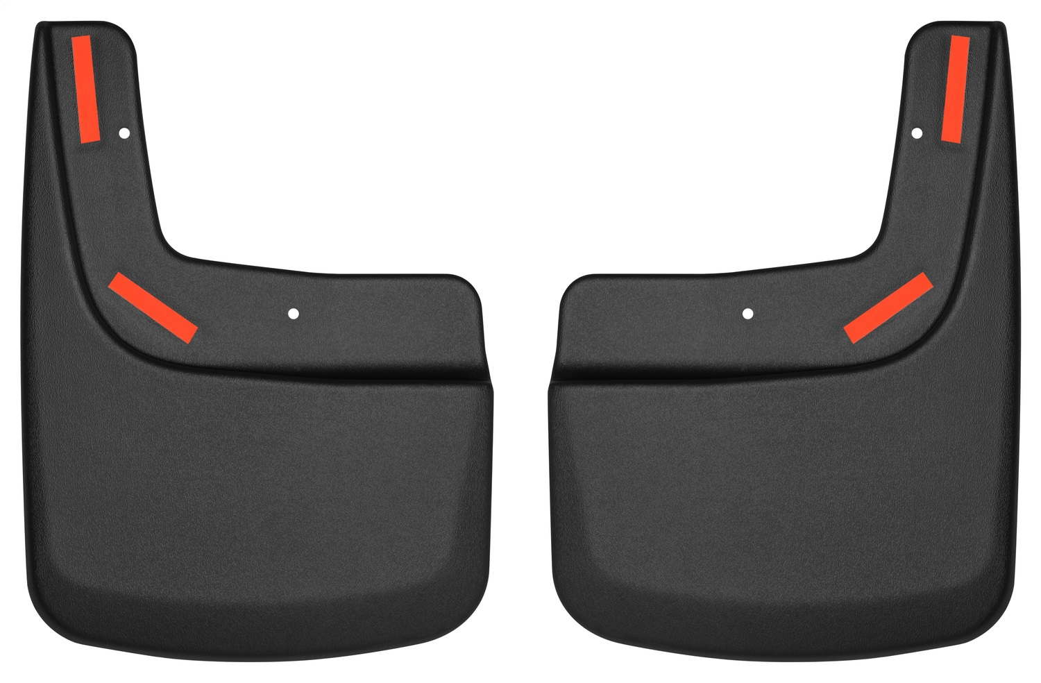 Husky Liners 59491 Custom Molded Mud Guards Fits 17-20 F-150
