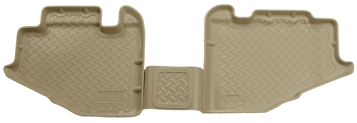 Husky Liners Front Floor Liners Fits 97-06 Wrangler Winfield Consumer Products 31733