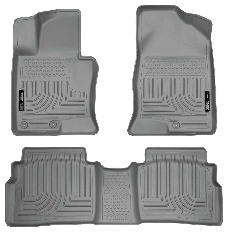 Husky Liners 98852 WeatherBeater Floor Liner Fits 10-15 Sonata