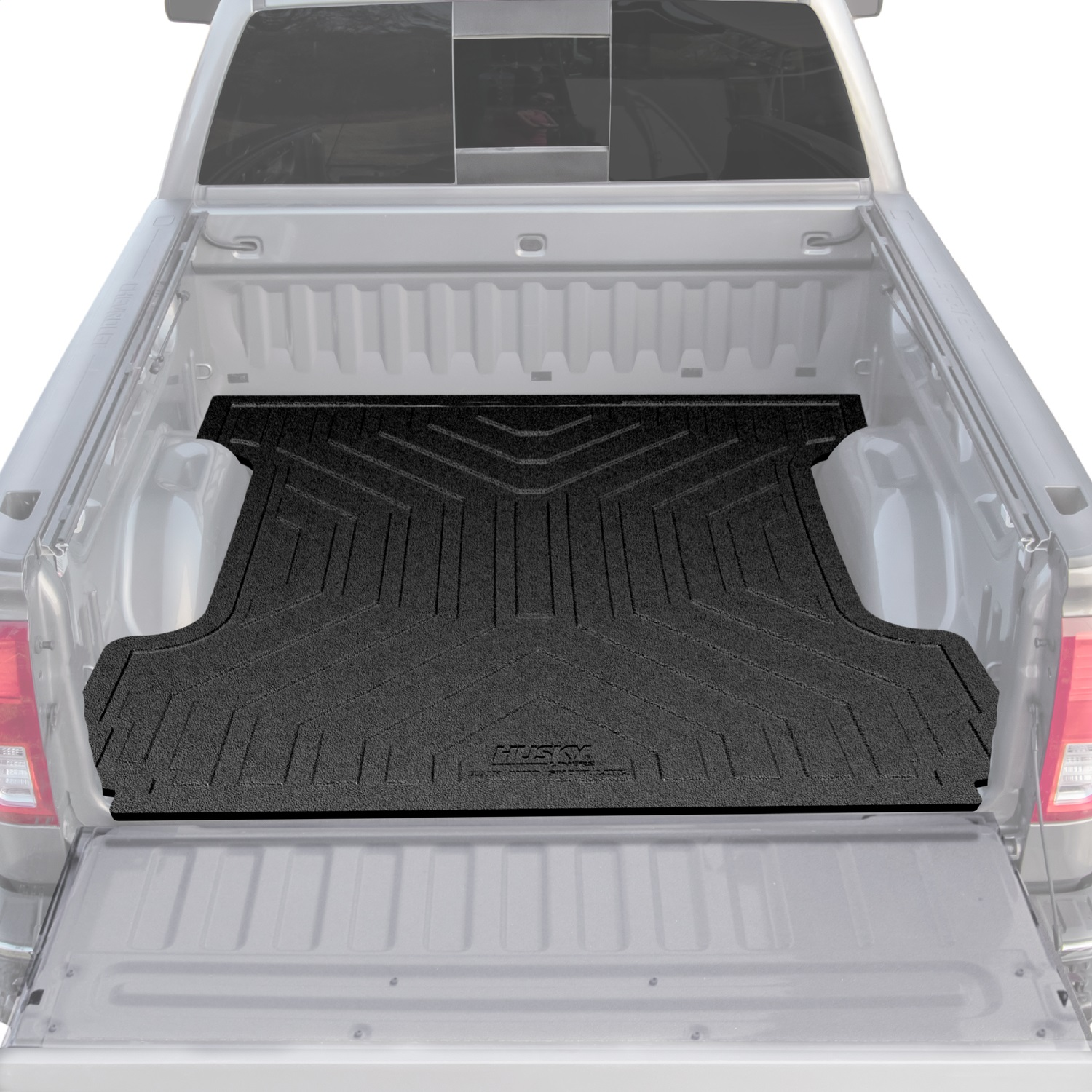 Husky Liners 16008 Heavy Duty Bed Mat Fits 15-20 F-150