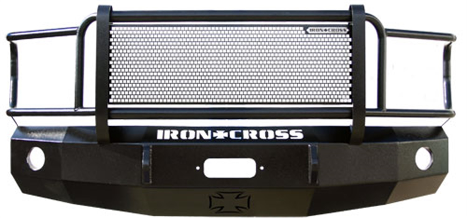 Iron Cross Automotive 24-625-06-MB Grille Guard Front Bumper