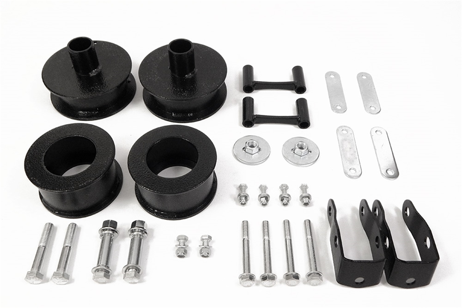 Iconic Accessories 611-5801 2.5 in. Suspension Lift Kit Fits 07-18 Wrangler (JK)