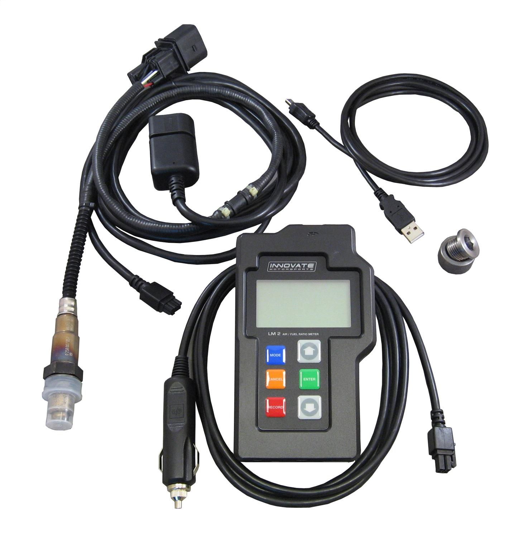 Innovate Motorsports 3837 LM-2 Air/Fuel Ratio Metering Kit