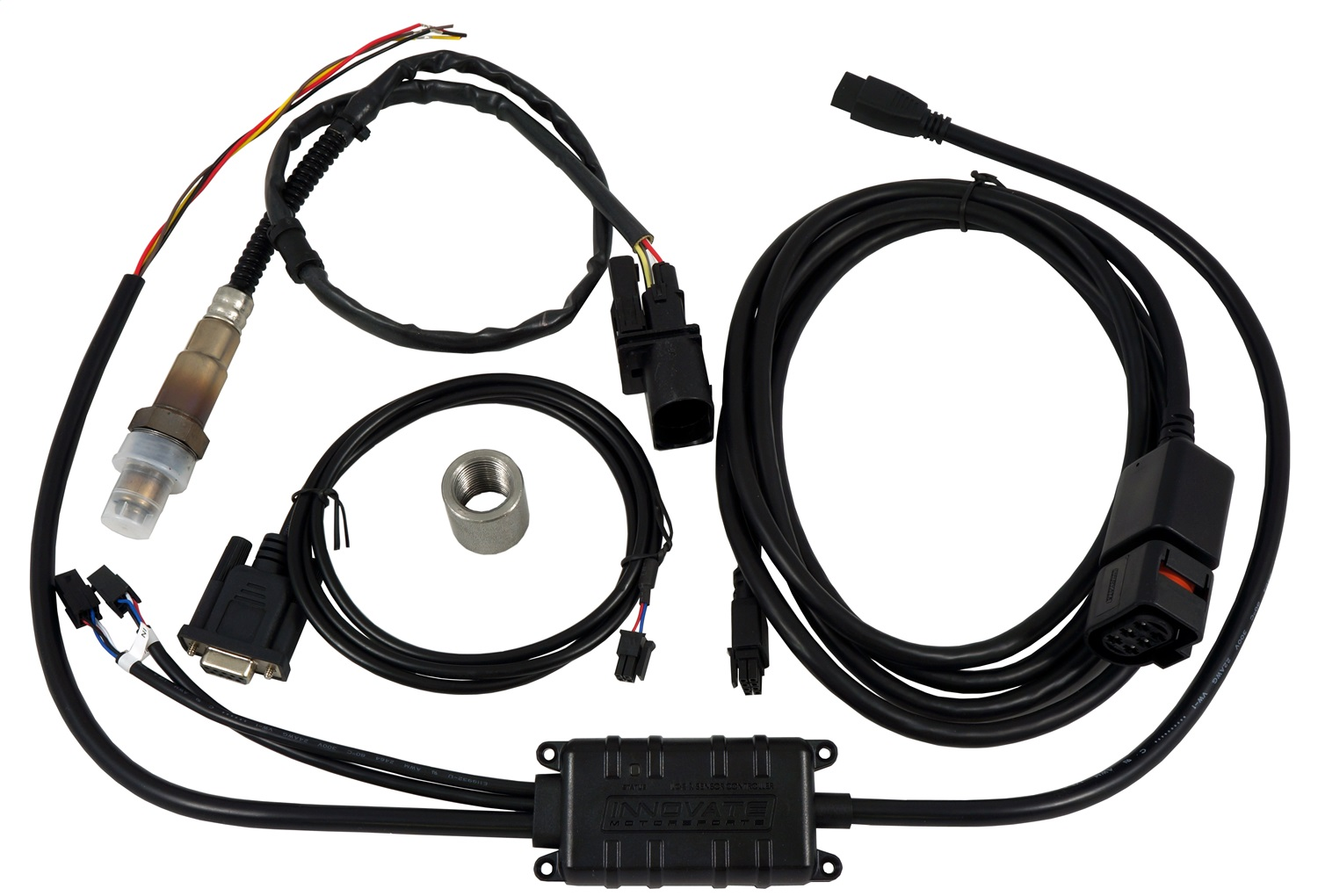 Innovate Motorsports 3884 LC-2 Lambda Cable and O2 Kit