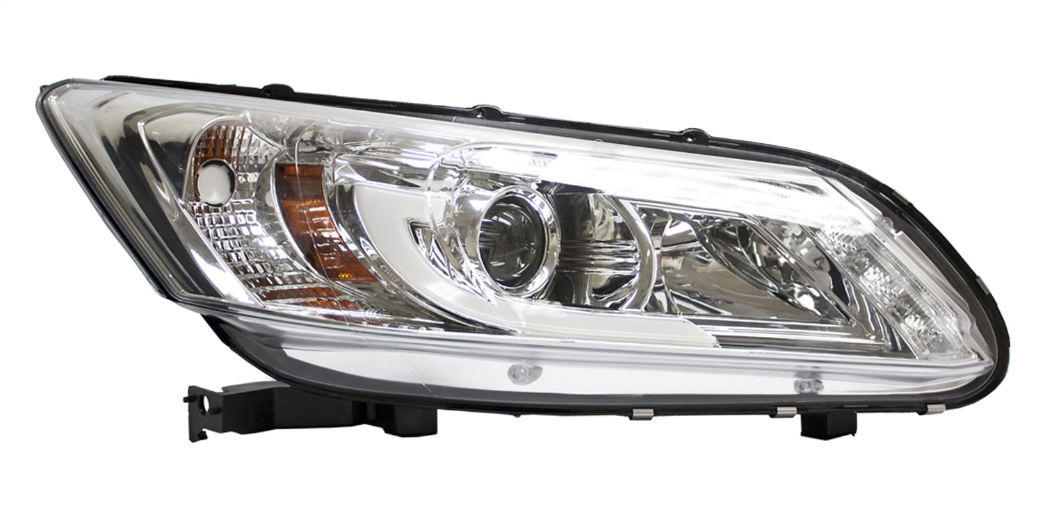 IPCW CWS-718C2 Head Lamps Fits 13-15 Accord