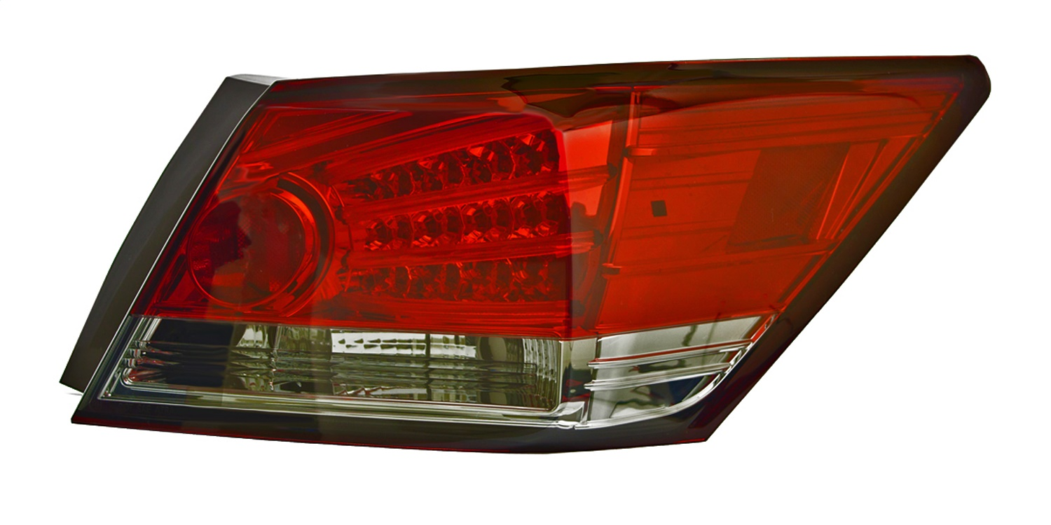 IPCW LEDT-716RS2 LED Tail Lamps Fits 08-12 Accord