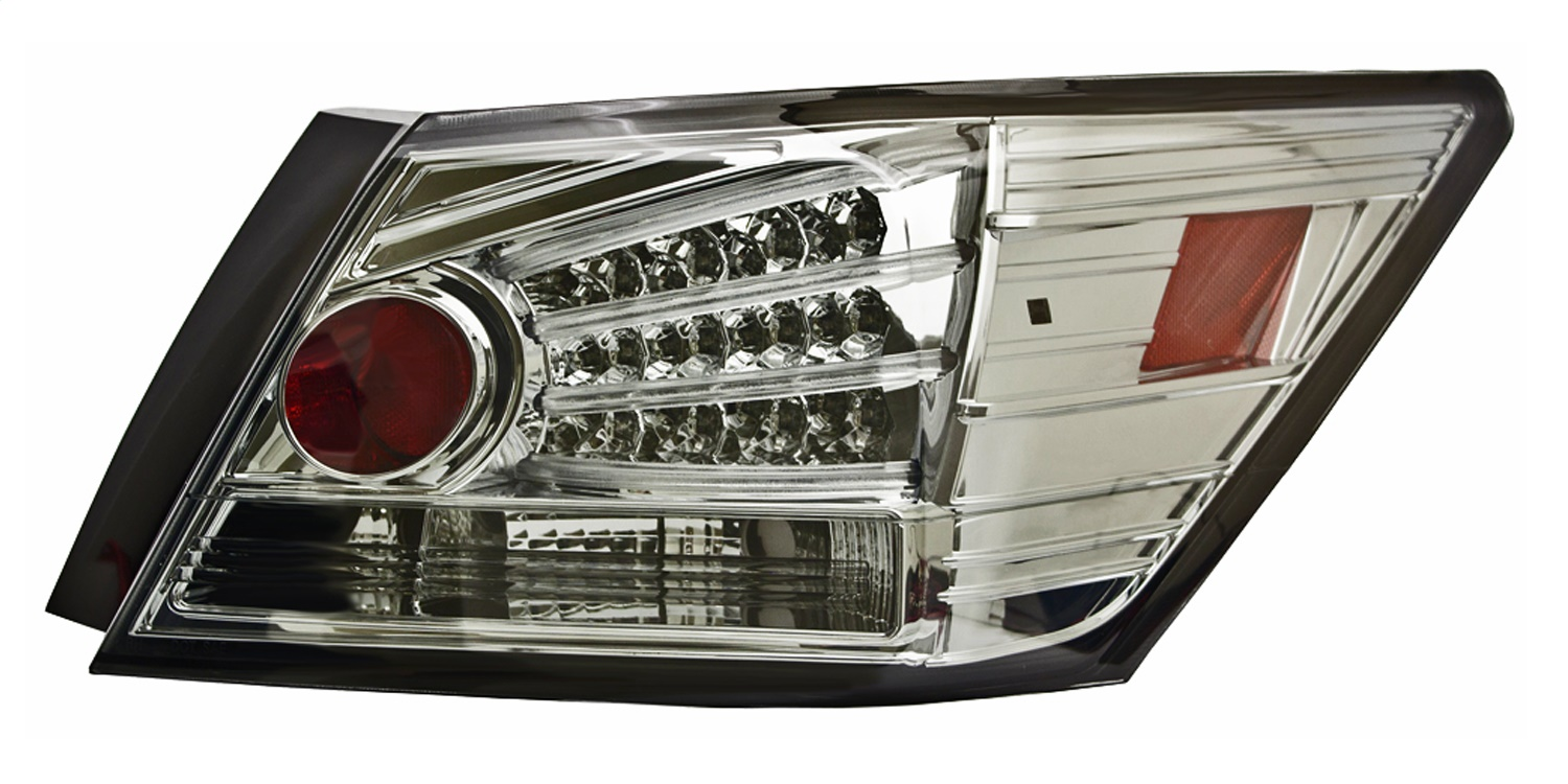 IPCW LEDT-716S2 LED Tail Lamps Fits 08-12 Accord