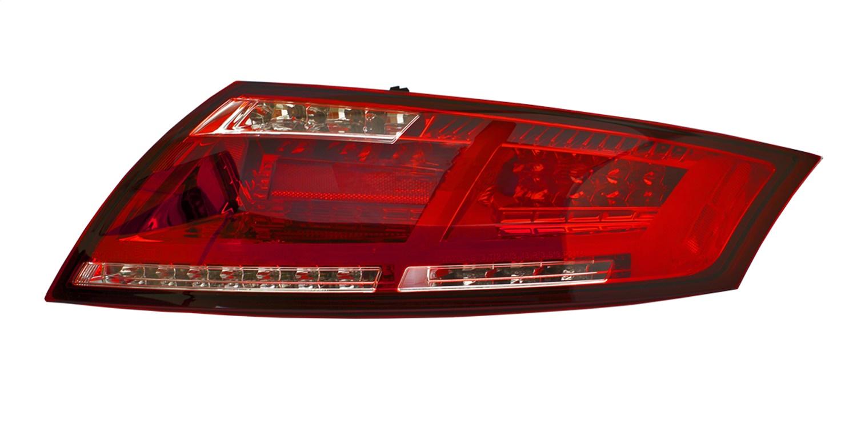 IPCW LEDT-8305R2 LED Tail Lamps Fits 08-14 TT TT Quattro