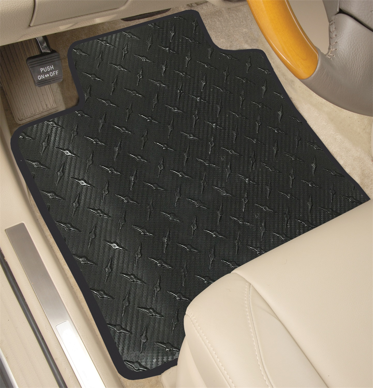 Intro-Tech Floor Mats RR-141-CF Custom Floor Mat Fits 10-14 Ghost
