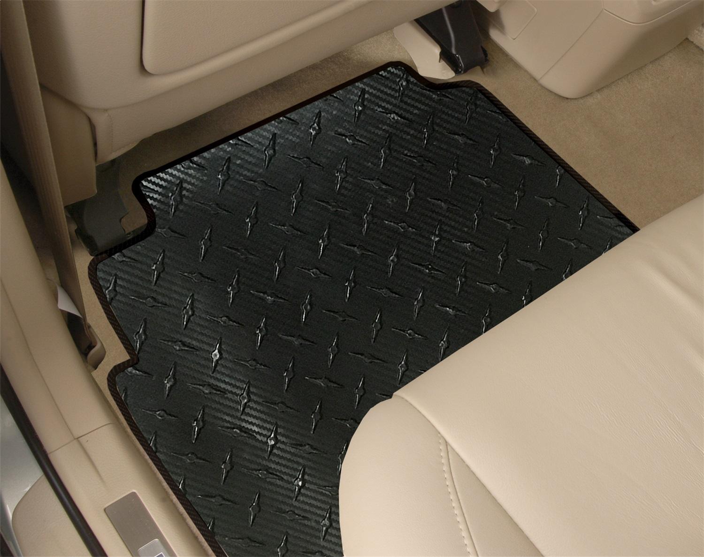 Intro-Tech Floor Mats VW-121R-CF Custom Floor Mat Fits 90-94 Corrado
