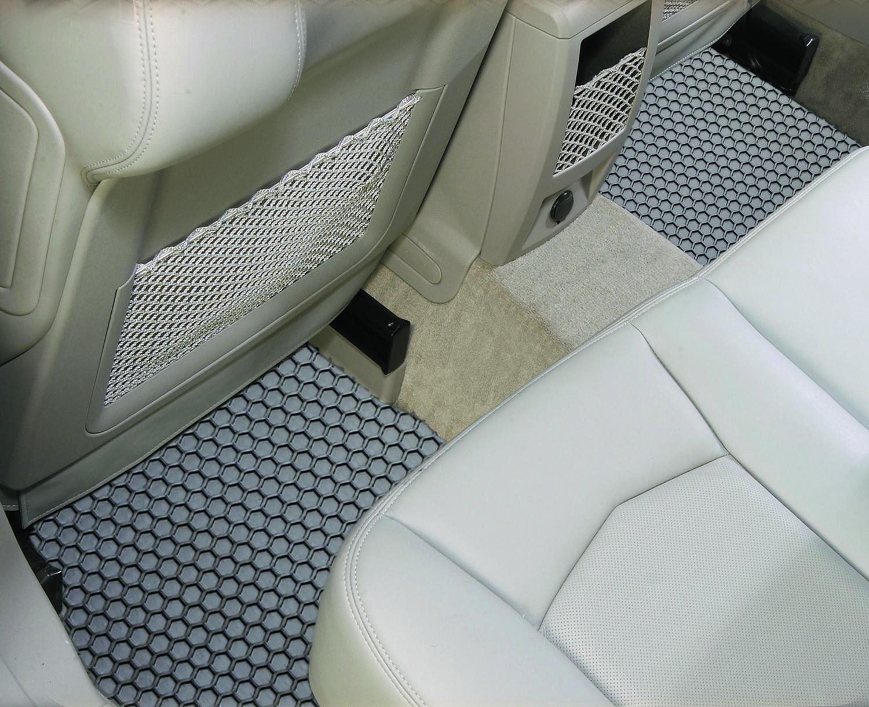 Intro-Tech Floor Mats VW-104R-RT-G Custom Floor Mat Fits 87-90 Fox