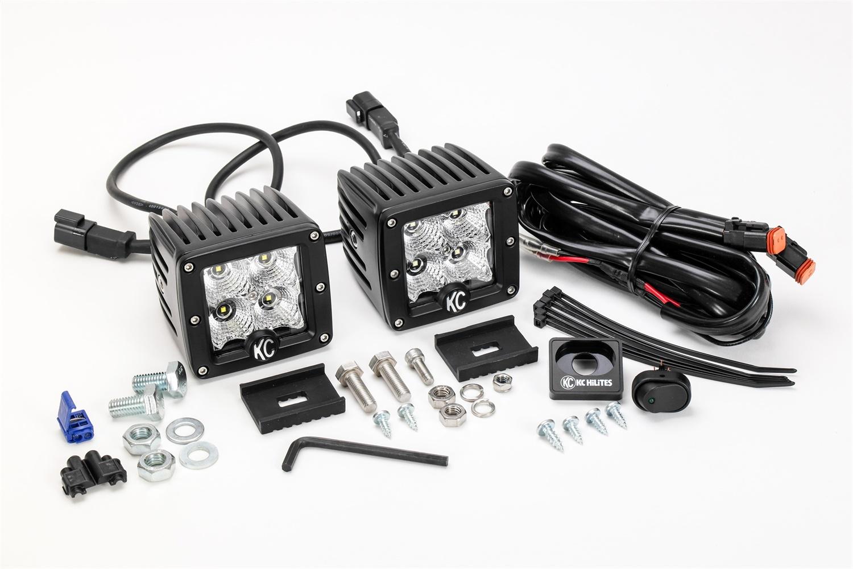 KC Hilites C-Series LED Light System