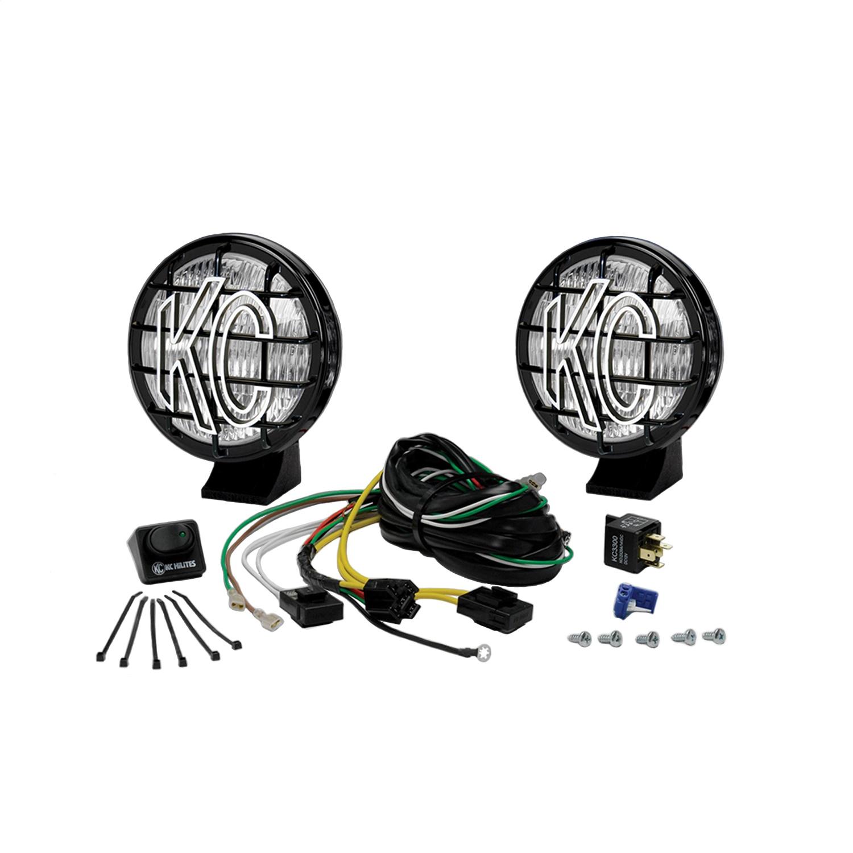 KC HiLiTES Apollo Pro Halogen Fog Light Pack
