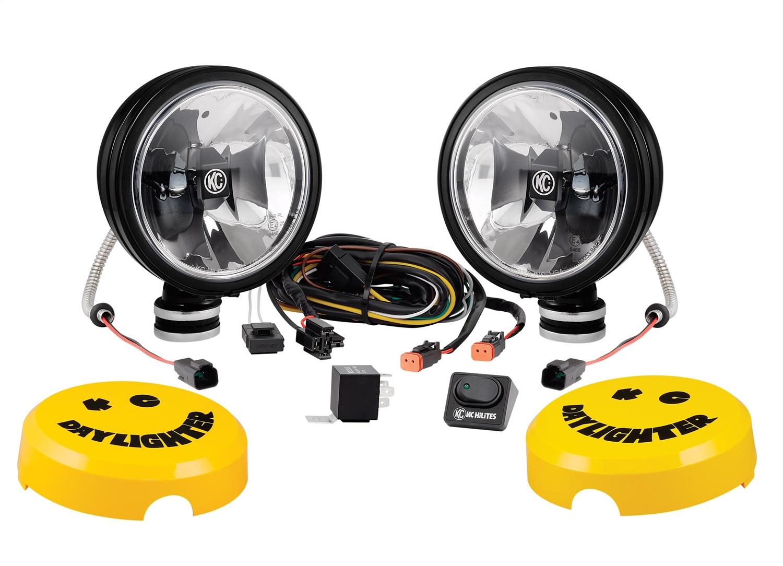KC Hilites Daylighter LED G6 System, Driving