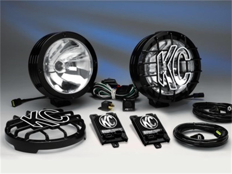 Fine Kc Hilites 861 Rally 800 Series Hid Long Range Light Ebay Wiring Database Gramgelartorg