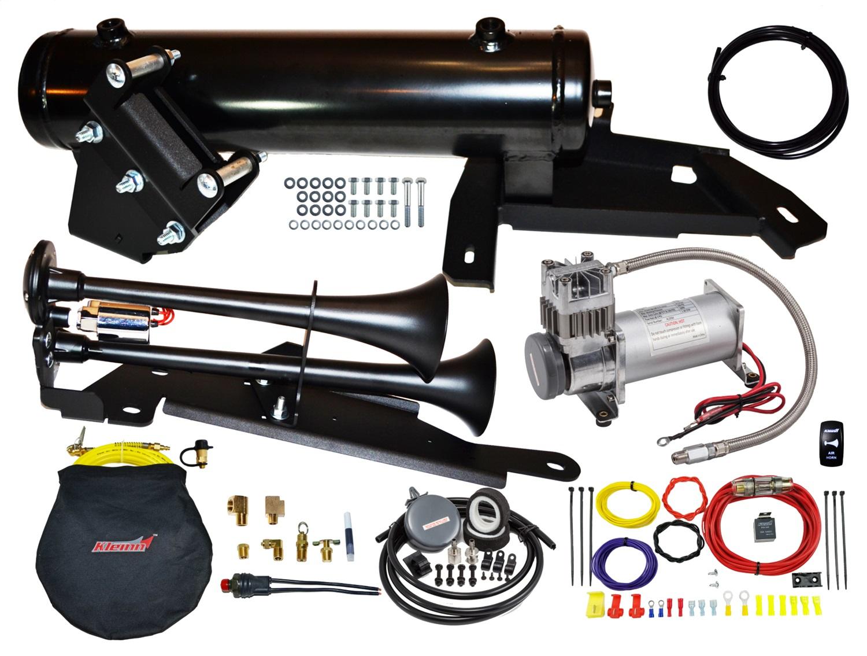 Kleinn Automotive Air Horns CANX3-KIT Bolt-On Can-Am X3 Maverick