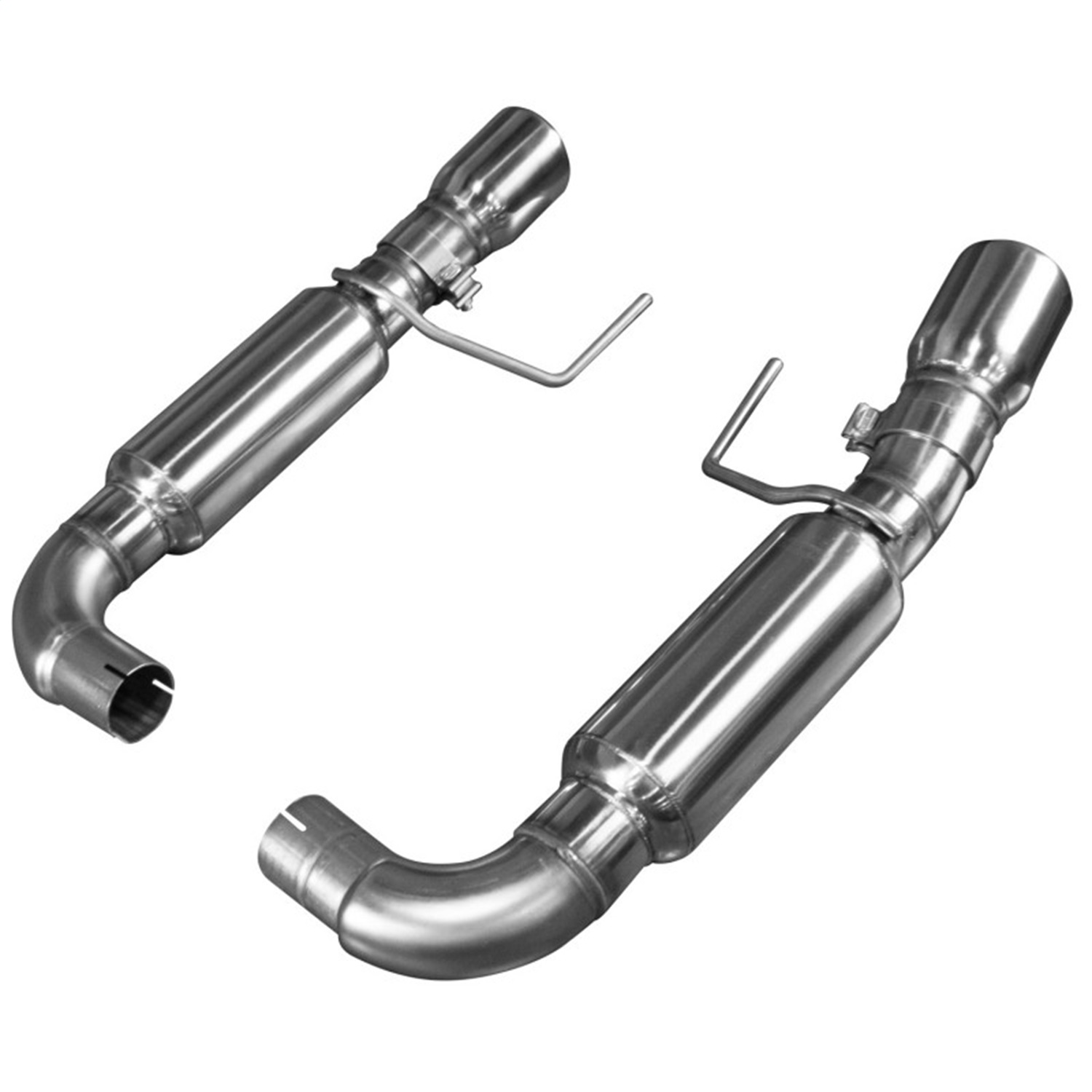 Kooks Custom Headers 11516200 Axle Back Exhaust System Fits 15 Mustang