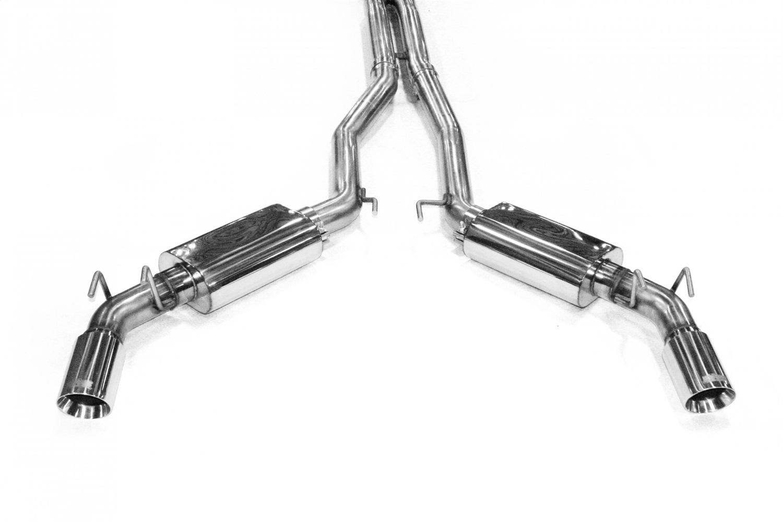 Kooks Custom Headers 22504200 Cat Back Exhaust System Fits 10-14 Camaro