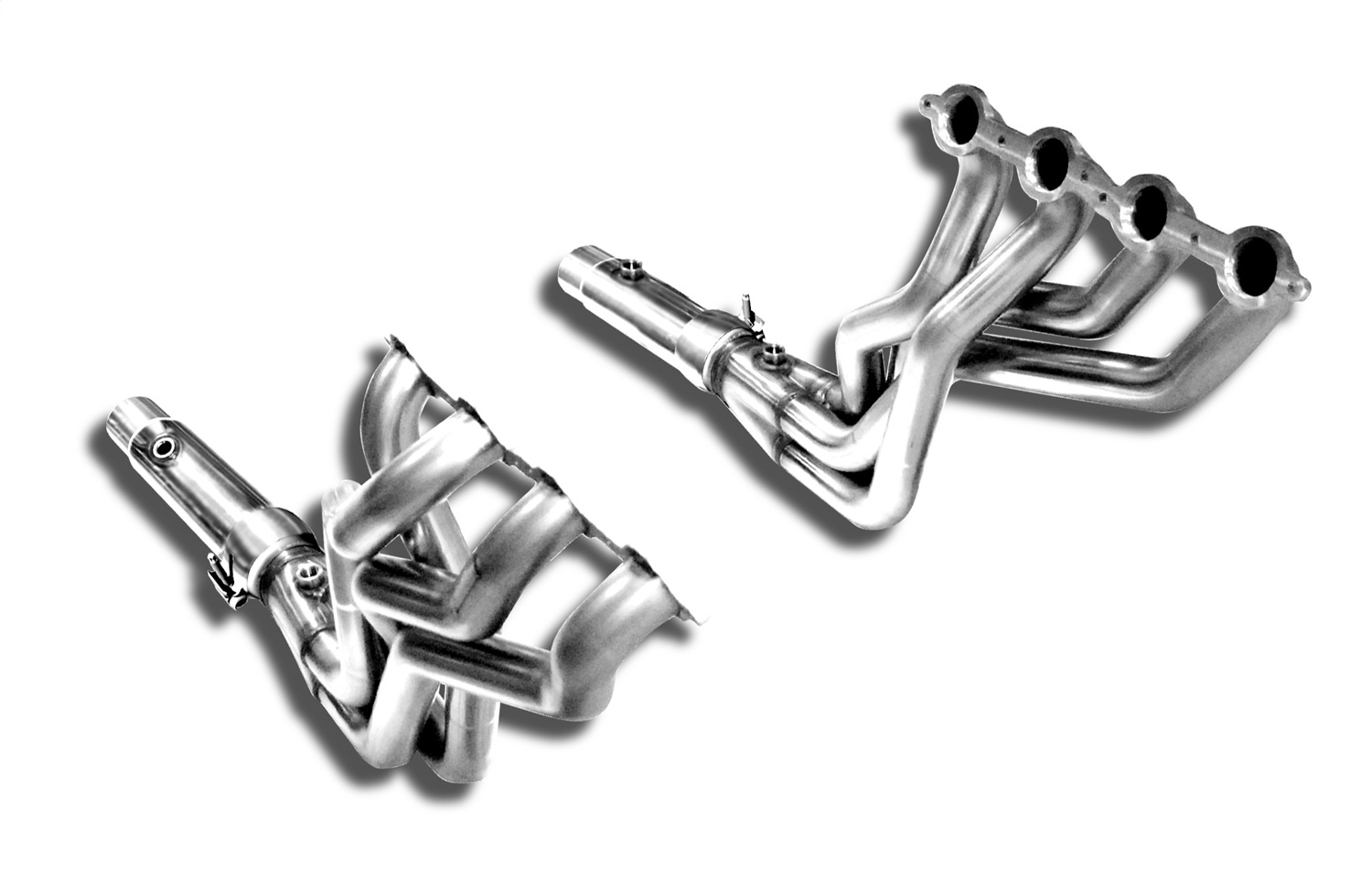 Kooks Custom Headers 2250H410 Stainless Steel Headers Fits 10-14 Camaro