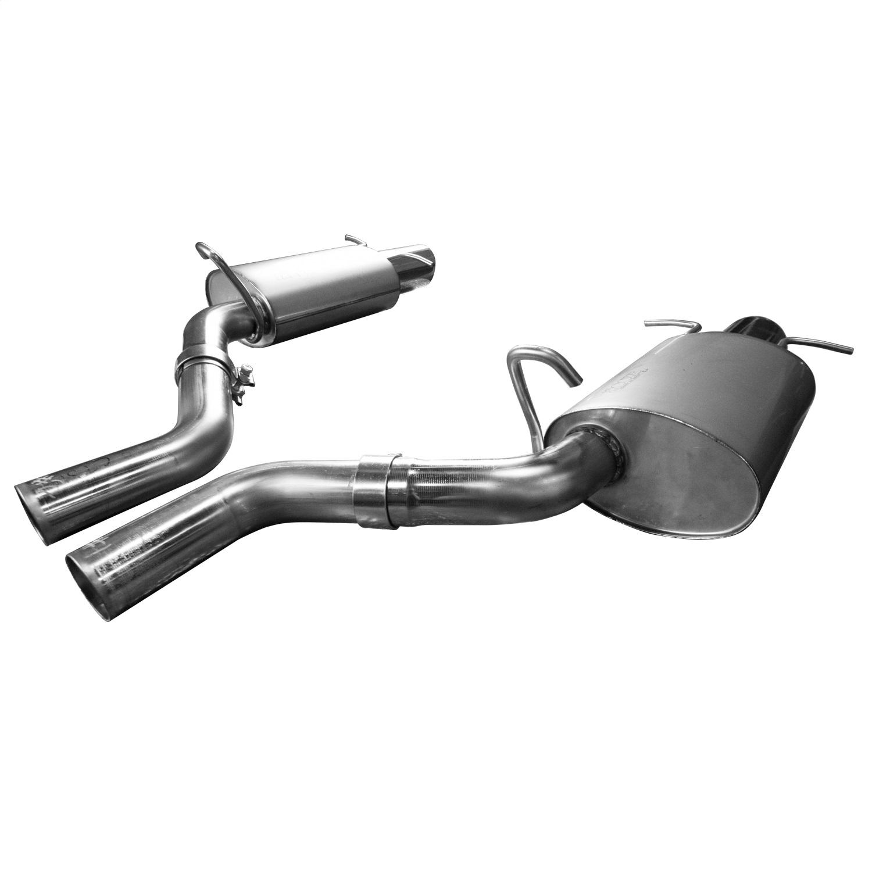 Kooks Custom Headers 23116100 Axle Back Exhaust System Fits 09-14 CTS
