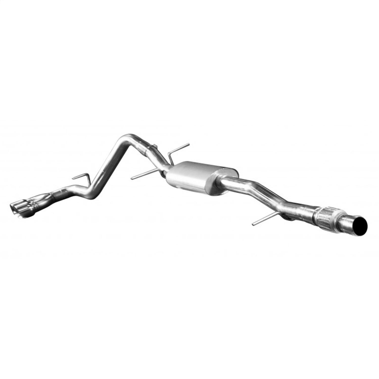 Kooks Custom Headers 28604000 Cat Back Exhaust System