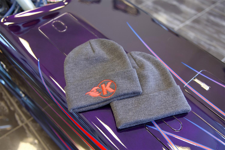 Kooks Custom Headers HT-100609-00 Kooks K-Flame Logo