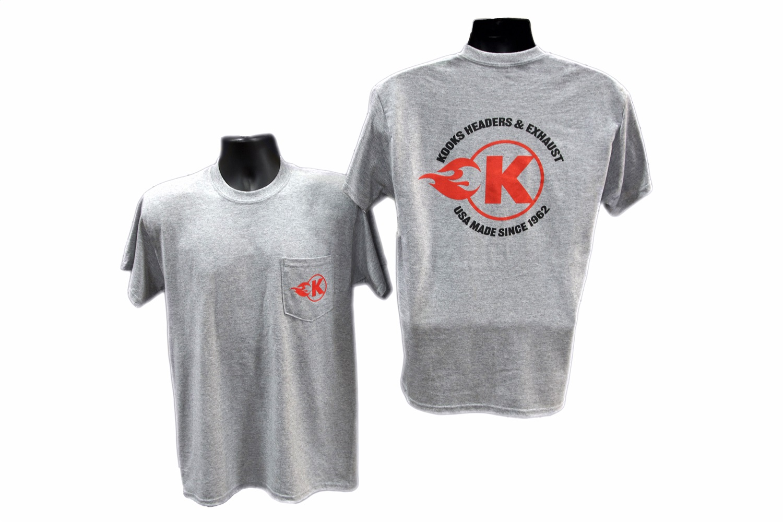 Kooks Custom Headers TS-1006451-02 Pocket T-ShirtPocket T-Shirt