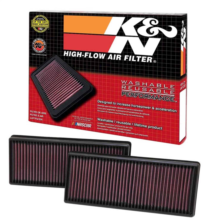 Performance Panel-GENUINE PART K/&n Remplacement Filtre à air 33-2474