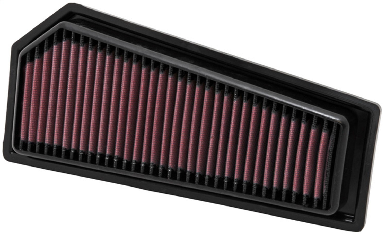 Fits Mercedes GLK350 2011-2015 3.5L K/&N High Flow Replacement Air Filter