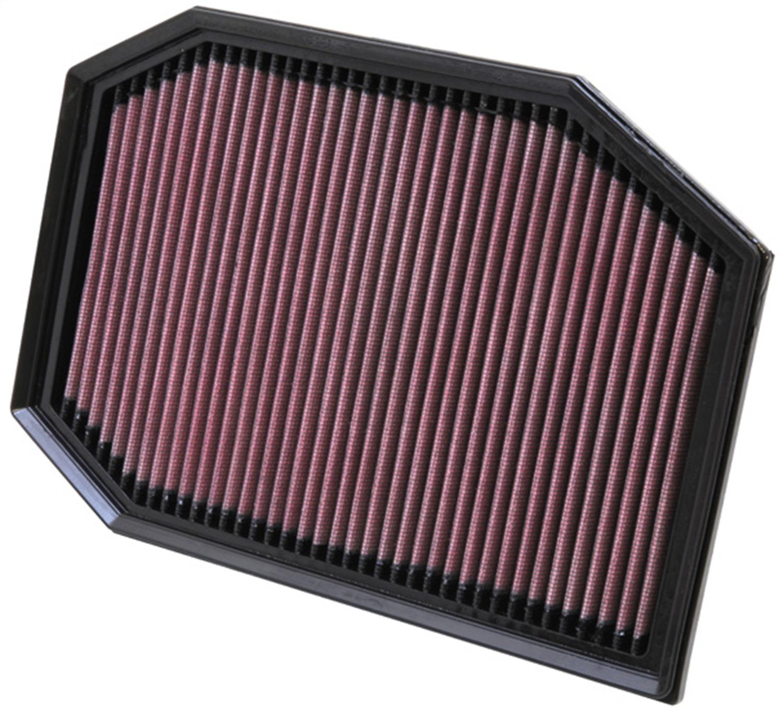 K/&N Filters Fits 2011-2018 BMW X3 X4 Hi-Flow Air Intake Filter